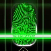 Fingerprint Alarm Scanner